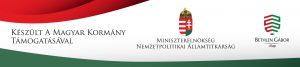Bethlen Gábor Támogatás Banner